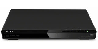 Slika Sony DVD Player DVPSR170 scart