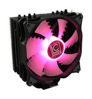 Slika LC-Power cooler LC-CC-120 RGB