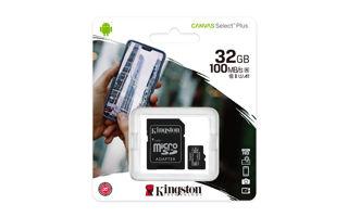 Slika Kingston MicroSD 32GB Class 10