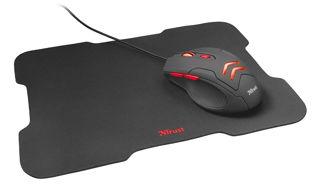 Slika  Ziva Gaming Mouse & mouse pad