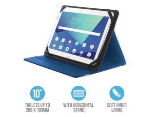Slika Trust Primo-tablet case plavi