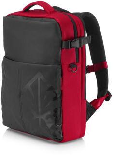 Slika HP 17.3 OMEN Red BackPack