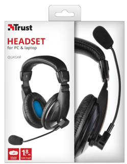 Slika Trust Quasar slušalice