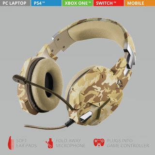 Slika GXT 322D Carus Gaming Headset