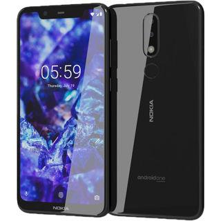Slika Nokia 5.1 plus 3/32 DS, black