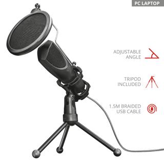 Slika Trust GXT232 streamin mikrofon