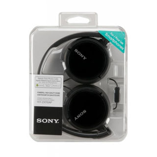 Slika Sony slusalice ZX110A crne