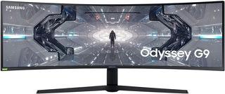 Slika Zakrivljeni Samsung Odyssey G9