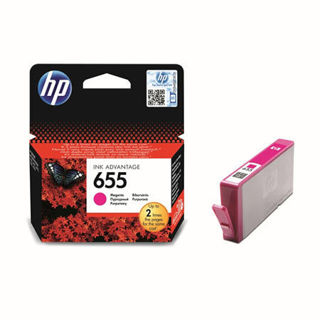 Slika HP Tinta CZ111AE Magenta 655