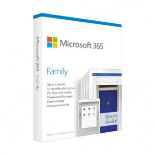 Slika M365 FAMILY  MAC WIN Eng 1Yr