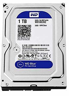 Slika WD HDD 1TB SATA3 64MB Blue