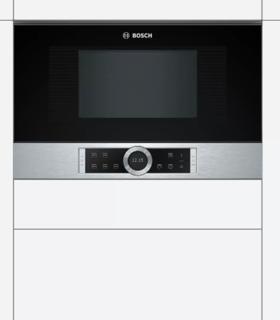 Slika BOSCH mikrovalna Serie 8  INOX
