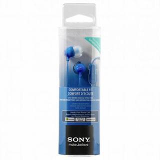 Slika Sony slušalice EX-15 plave