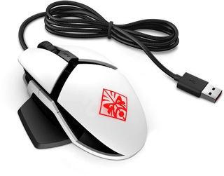 Slika HP OMEN Reactor white Mouse