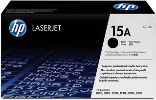 Slika HP Toner C7115A Black 15A
