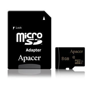 Slika APACER micro SD 16GB Class 10