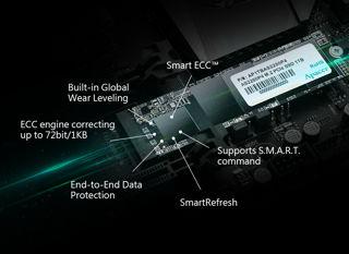 Slika APACER SSD 240GB M.2 PCIe