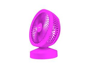 Slika Trust USB ventilator pink