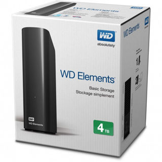 """Slika WD HDD 4TB ext 3.5"""" USB 3.0"""