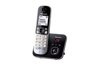 Slika Panasonic fiksni telefon KX-TG6821FXB