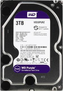 Slika WD HDD 3TB SATA3 64MB Purple