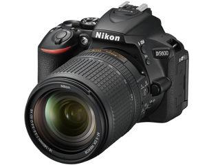 Slika Digitalni fotoaparat set Nikon D5600 DSLR sa objektivom 18-140mm AF-S VR