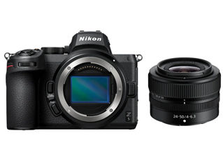 Slika Nikon digitalni fotoaparat Z5 + objektiv NIKKOR Z 24-50mm