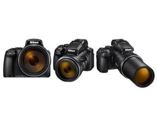 Slika Digitalni fotoaparat Nikon CoolPix P1000 crni