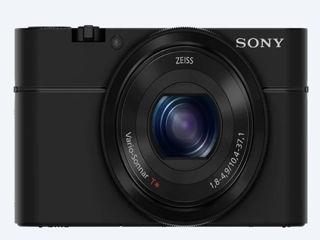 Slika Sony kompaktni fotoaparat kamera DSCRX100.CEE8 crni