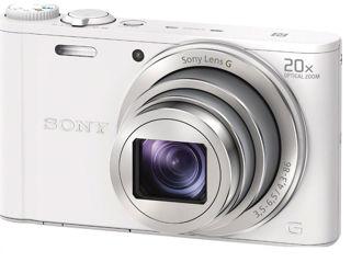 Slika Sony cyber-shot WX series DSCWX350W.CE3