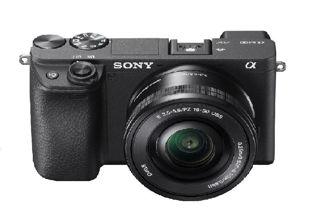 Slika Sony fotoaparat Alpha 6400 + 16-50MM KIT ILCE6400LB.CEC