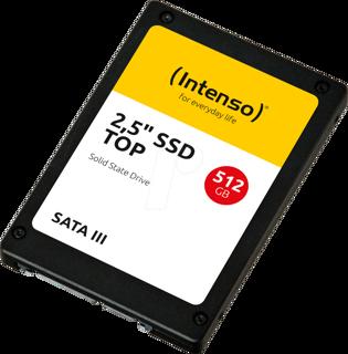 """Slika Intenso SSD 512GB 2.5"""" SATA"""