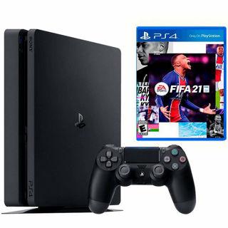 Slika PlayStation 4 500GB+FIFA 21 VC