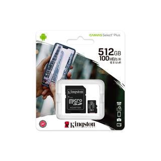 Slika Kingston MicroSD 512GB Class10