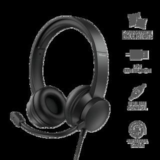 Slika Rydo On-Ear USB Headset