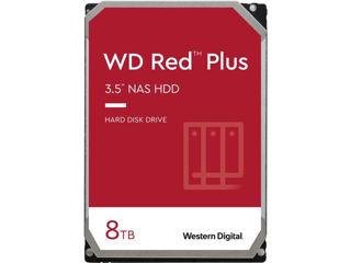 Slika WD HDD 8TB RED PLUS SATA3