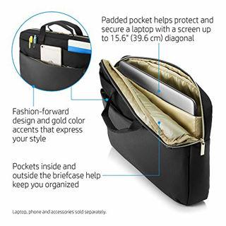 Slika HP 15.6 Duotone Gold Briefcase