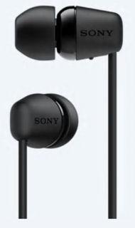 Slika Sony slušalice WIC200, crne