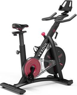 Slika Yesoul spinning bike S3, crni