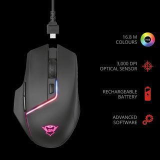 Slika Trust GXT161 wireless gam. miš