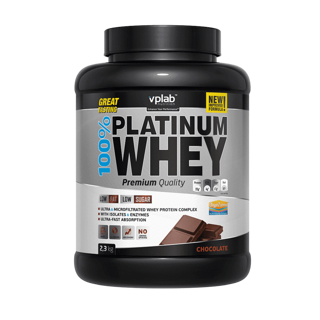 Slika 100% Platinum Whey Protein