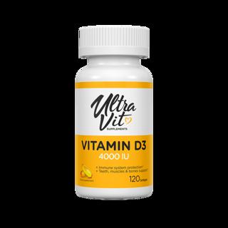 Slika Vitamin D3 4000IU (120 softgel)