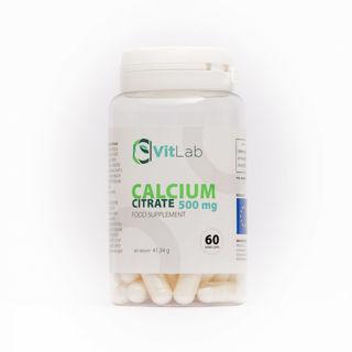 Slika Calcium Citrate 500 mg (60 kapsula)