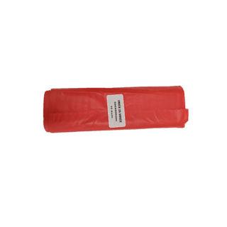 Slika HIG Vreće za smeće  50 litara 1/10 50*60 srednje crvene