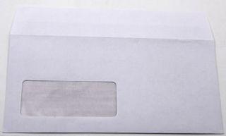 Slika Koverta Amerikan 11*23 strip lijevi prozor