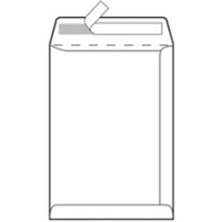 Slika Koverta 30*40 strip bijela A3 (vrećica)