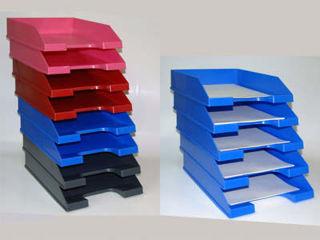 Slika Ladice za spise plave