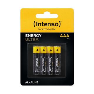 Slika Baterija LR-03 Intenso AAA 1/4 alkalna