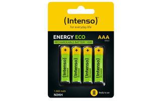 Slika Baterija HR-03 Intenso AAA 1000mAH 1/4 obnovljiva